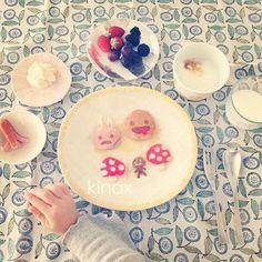 * good morning(๑′ᴗ‵๑)☀in Japan, and good afternoon, good evening, good night for world friends! * Its a pancake of LittleBigPlanet today * 今日も雨降り☂ 寒いねー! * 今日の #にこにこパンケーキ  はリトルビッグプラネットのリビッツ☻ みんな知ってるかな? * 最近ちびっこが 「ままちゃーん、ままちゃーん、ままちゃーん!」って呼ぶよʕ •́؈•̀ ₎w * ママのところをちびっこの名前にしたり、メルちゃんにしたり、エンドレスで呼び合う遊びが楽しいらしいʕ •́؈•̀ ₎ ぷぷ * みんなも素敵な一日にしてね! * #kinaxfood #親バカ部 #children #kids  2013.04.03 - @闵说昵称可不可以再长点- #webstagram
