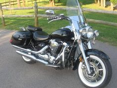 Yamaha V Star, Wide Body, Saddle Bags, Tennessee, Motorcycles, Bike, Stars, Vehicles, Motorbikes