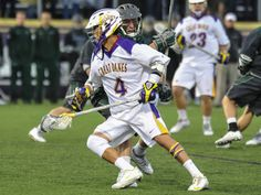 Lyle Thompson Named Lacrosse Magazine Mid-Season Most Outstanding Attackman, All-American