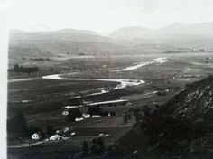 Mission Valley 100 years ago...