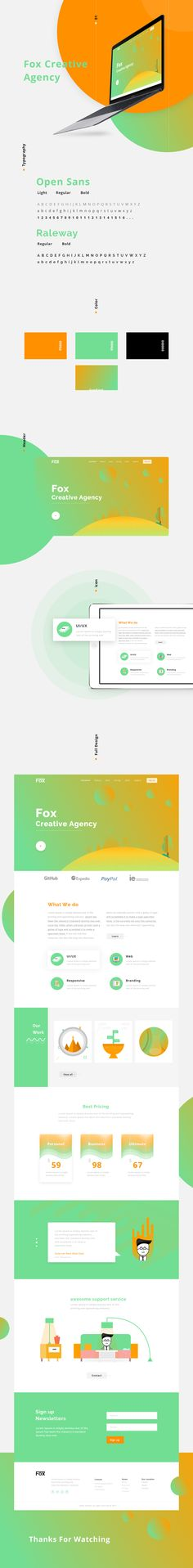 Fox Creative Agency