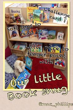 Our reading area Year 1 Classroom, Early Years Classroom, Preschool Classroom, Preschool Centers, Kindergarten Literacy, Early Literacy, Emergent Literacy, Book Area, Book Corners