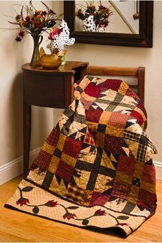 Country Comforts by Martingale | That Patchwork Place, via Flickr