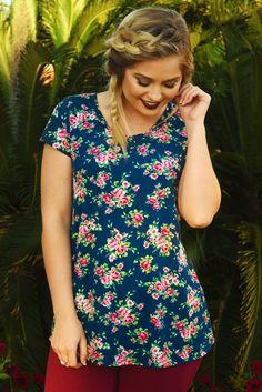 Full Of Sunshine Top: Multi #shophopes