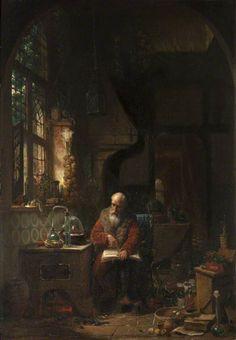 The Alchemists Laboratory. University of St Andrews