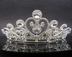 Coroa em strass CRA022