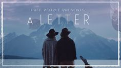 Free People Presents: A Letter http://www.freepeople.com/october-14-catalog/
