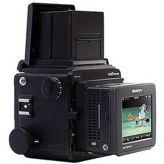 Mamiya RZ80 DSLR Camera Kit : How freakin cool is this! at $33,366.00 it better be though!!!!!