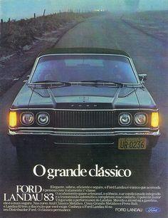 1983 Brazilian Ford Landau