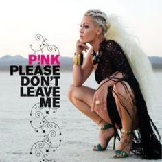 "Please Don't Leave Me"" is a song from American pop rock singer Pink and the third single taken from her fifth studio album Funhouse. It was released on January song managed to reach the Top peaking at Alicia Moore, Beth Moore, Music Covers, Album Covers, Cover Art, Please Dont Leave Me, Pink Quotes, Thing 1, Her Music"