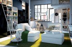 multifuntionale möbel einzimmerwohnung einrichten