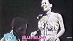 Regarder la vidéo «Billie Holiday 1958 What A Little Moonlight Can Do» envoyée par Ali_La_Pointe sur Dailymotion.