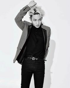 Key To Heart - Esquire Magazine April Issue '14