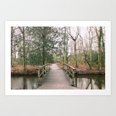 Bridge Art Print by Golden Sabine Bridge, Country Roads, Art Prints, Photography, Design, Art Impressions, Photograph, Fotografie, Fotografia