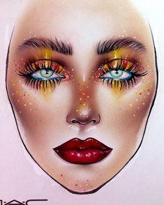 "2,982 Likes, 18 Comments - Sergey X (@milk1422) on Instagram: ""#artist@milk1412 #mylove #myart #myartistcommunity #myartistcommunityrussia #makeup #makeupart…"""