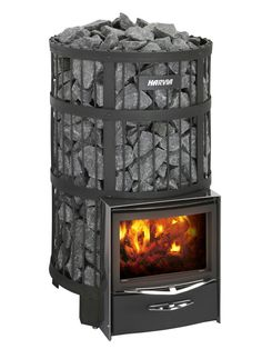 Legend 300 - wood-burning stove for Finnish sauna just incase real woodstove are really banned in abbotsford
