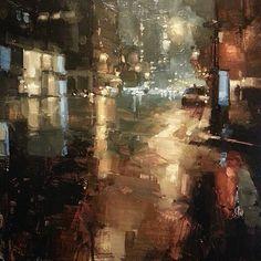 """James Kroner      """"Past Midnight"""""""