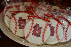 Hostess with the Mostess® - Take Me Out to the Ballgame - St. Louis Cardinals style!