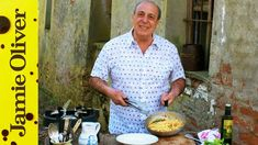 Jamie Oliver, Chef Recipes, Italian Recipes, Cooking Recipes, Gennaro Contaldo Recipes, Bucatini Pasta, Italian Pasta Dishes, Perfect Steak, Spaghetti