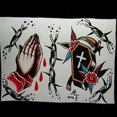 WEBSTA @ traditional_flash - Flash by @aptattooer #trflash#traditional_flash#tattoo#tattooflash#traditional#traditionaltattoo#traditionalflash#tattooart#flash#art#illustration#drawing