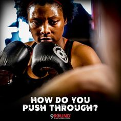 When you feel yourself wanting to slow down or quit, how do you push through? At 9Round, a trainer is always included to help motivate you!