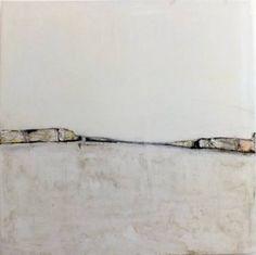 "Saatchi Art Artist Marilina Marchica; Painting, ""white landscape#"" #art"