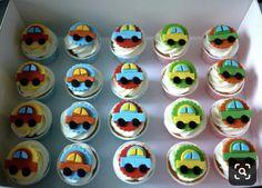 24 glaçages pour autobus bus cupcake gâteau glacé givrage fée bun Toppers