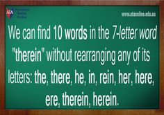 "TESOL ESL [ English Facts ] The ""therein"" word."