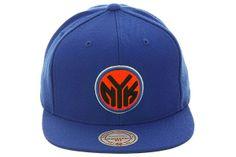 cecd46e58c5b6 New York Knicks NT78Z Snapback Hat by Mitchell   Ness New York Knicks