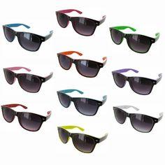 Fashion Eyewear Wayfarer Style Multi-... #Wayfarers