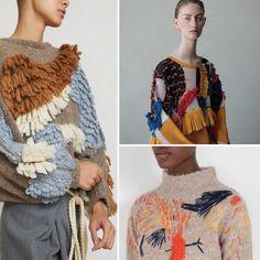 Knitwear Fashion, Knit Fashion, Womens Knitwear, New Street Style, Fashion Forecasting, Winter Trends, Sleepwear Women, Women's Sleepwear, Lookbook