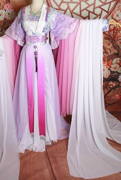 Chinese Traditional Fairy Clothes for Women China Women Dress Customized Ladies…