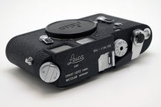 The Intricate Paint Work on This One-of-a-Kind 'Takahashi' Leica M4 is Magnificent