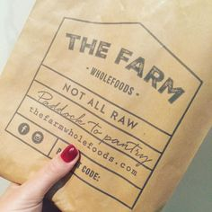 @thefarmwholefoods in Potts Point  this place...