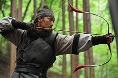 From the movie war of the arrows Incredible drawlength from such a short bow