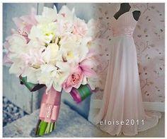 ♥ BNWT APHRODITE Baby Pink Chiffon Maxi Prom Evening Bridesmaid Dress 8 - 18 ♥