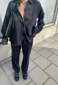 Komplette Outfits, Fall Outfits, Casual Outfits, Fashion Outfits, Womens Fashion, Look Fashion, Winter Fashion, Mode Hipster, Mode Ootd
