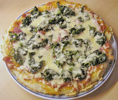 Pfannen - Pizza, ein gutes Rezept aus der Kategorie Pizza. Bewertungen: 480. Durchschnitt: Ø 4,5.