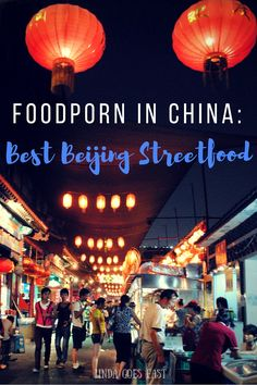 Best Beijing Street Food | Linda Goes East