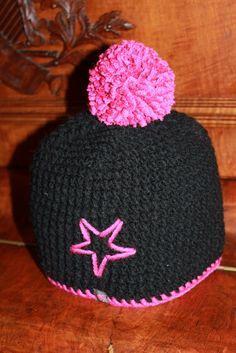 schönes Bommelmützchen <3 Rid, Beanie, Facebook, Hats, Handmade, Shopping, Fashion, Breien, Nice Asses