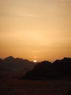 Wadirum  in  Jordan   [Jordan Trip]