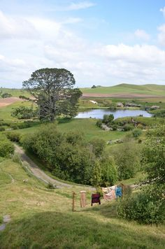 So beautiful!! Looks like the view from Hobbiton...