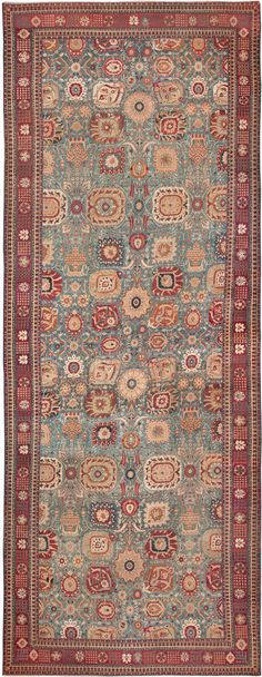 Antique Agra Oriental Rug 3342 Main Image - By Nazmiyal