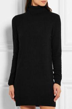 Every Woman Should Own These 5 Little Black Dresses: A Little Black Sweater Dress
