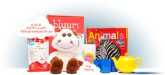 Bluum Box Discover a monthly box of new goodies for mom & baby. $21/month