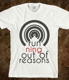 Running reasons