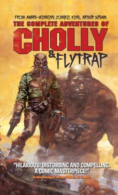 The Complete Adventures Of Cholly & Flytrap #TPB #TitanComics Release Date: 9/30/2015
