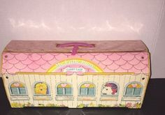 My Little Pony Vintage Stable Carry Case with 6 Stalls from 1983 Hasbro Rare  | eBay