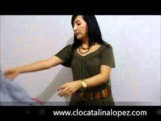 ✂ Aprende a hacer un cardigan SIN COSER en solo 10 minutos ✄ - YouTube