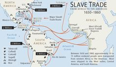A Map of Slave Revolts in the United States - SlaveRebellion.org